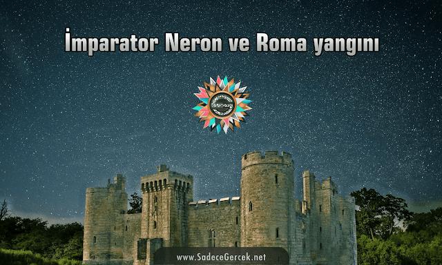 İmparator Neron ve Roma yangını