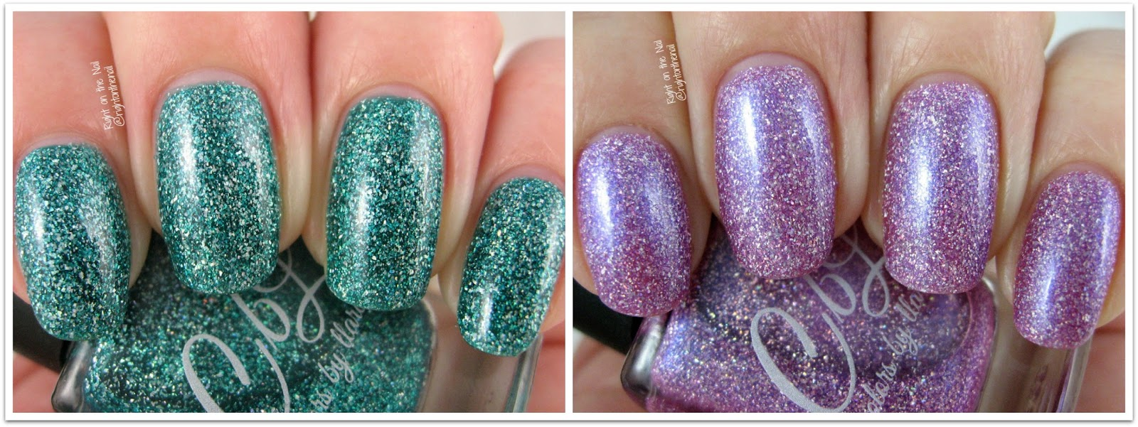 Right on the Nail: Colors By Llarowe Indie Shop: Atlanta 2017 ...