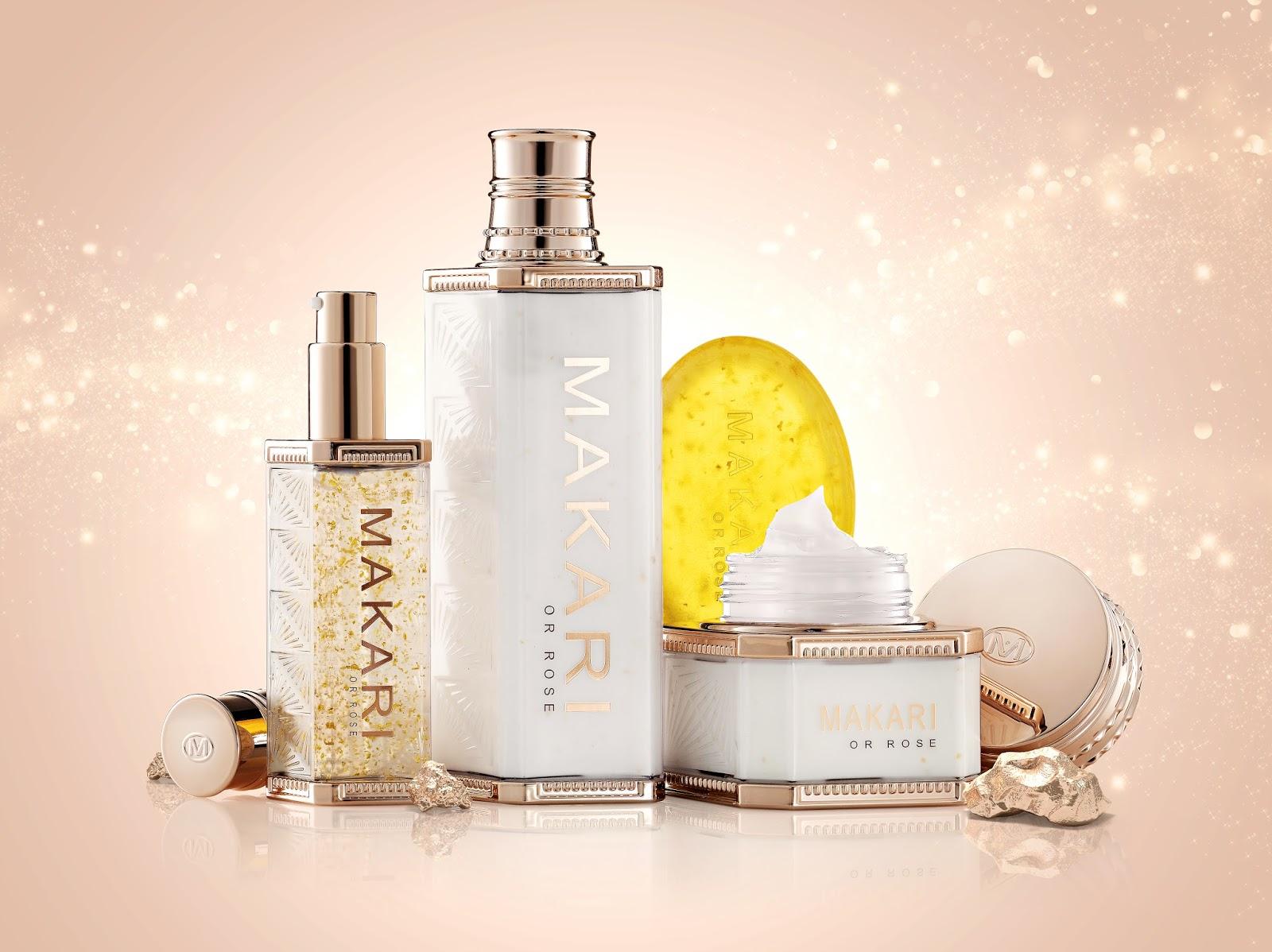 Review: Makari de Suisse 24K Gold Skincare Collection #Makari ...