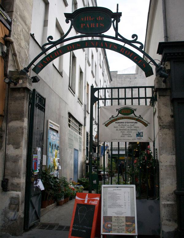 Exceptionnel Le Marché des Enfants Rouges : le plus vieux marché de Paris ! WF59