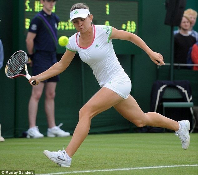 simona halep breast reduction - Images for simona halep breast reduction