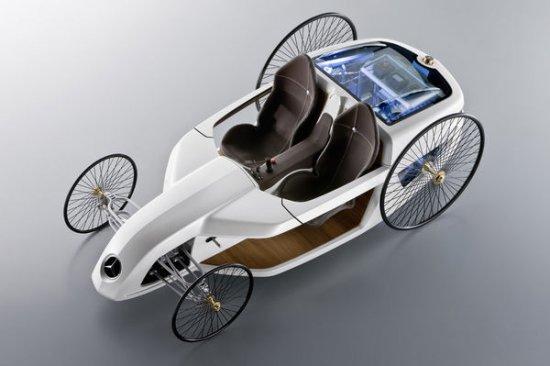 The Twenty-First Century Car: First Car Ever Made