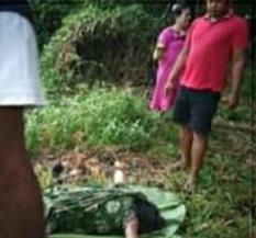 Seorang Nenek Ditemukan Tewas di Sungai Welanae