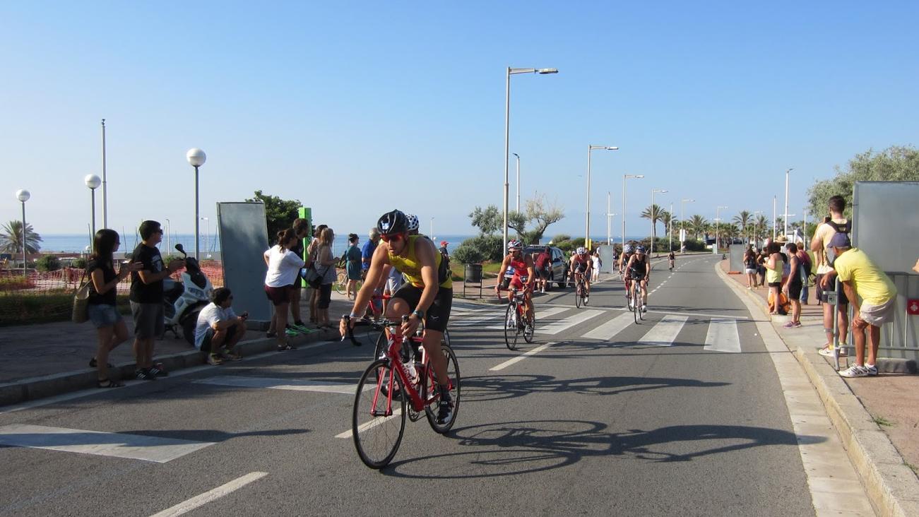 Garmin no patrocinará la Barcelona Triathlon