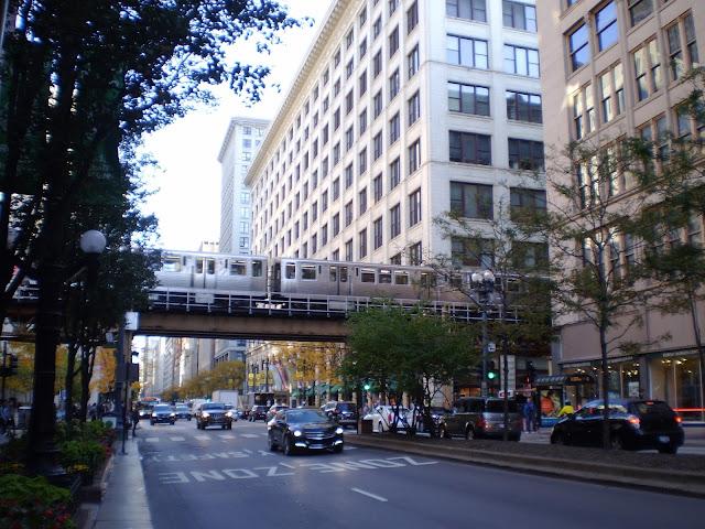 CHICAGO - El metro elevado | LUGARES ESPECIALES