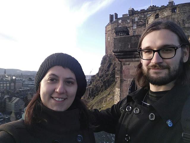 Хари Потър обиколка на Единбург