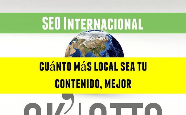 SEO Internacional