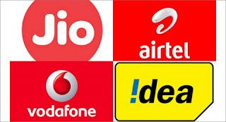 DCC fines on Airtel Vodafone Idea on the complaint of Jio