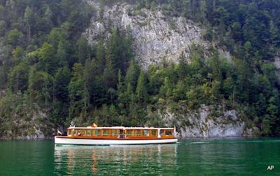 Pływać tu można tylko łodziami o napędzie elektrycznym