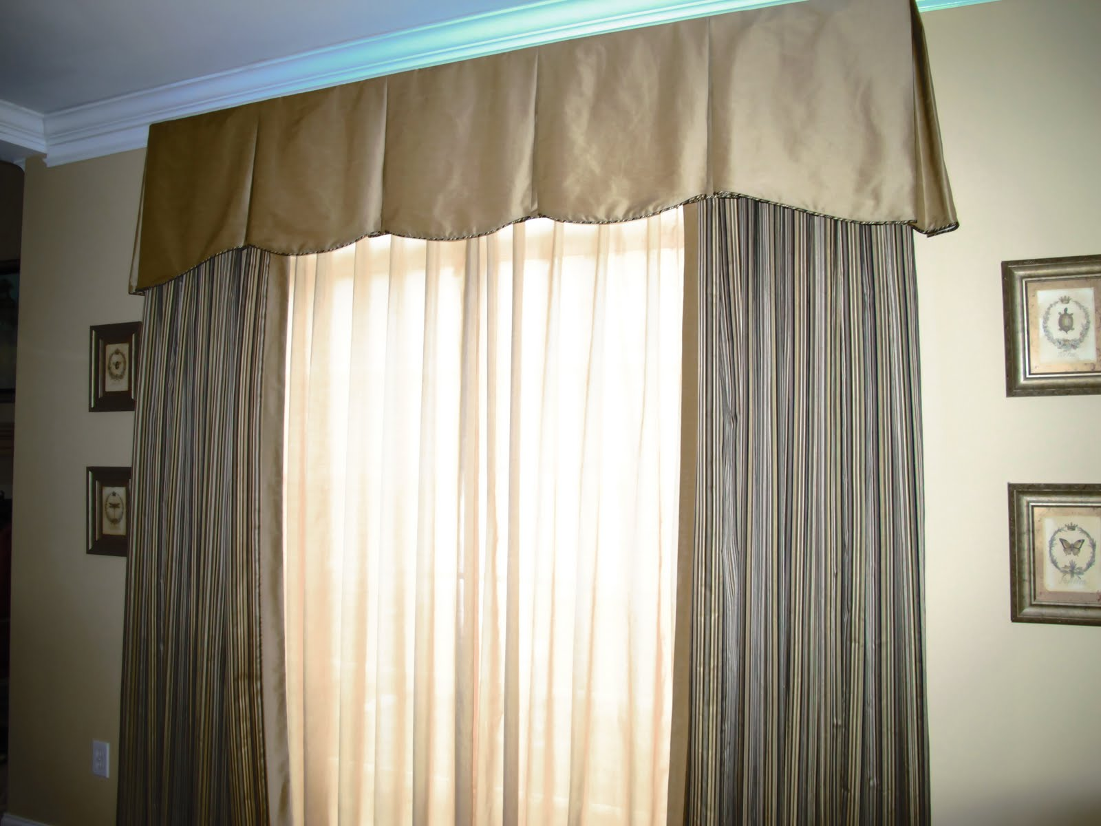 Sew Bee It Valances Side Panels And Fun Designs