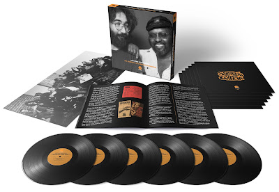 Merl Saunders & Jerry Garcia's Keystone Companions vinyl box set