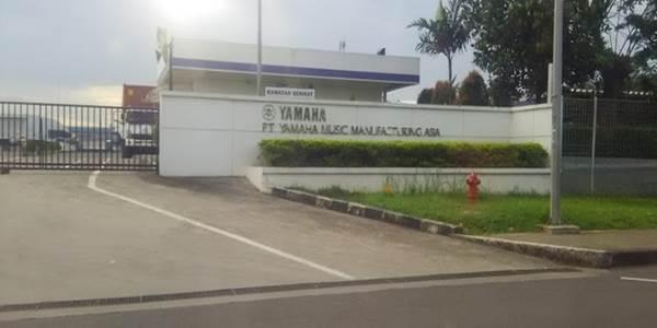 Lowonga Kerja di PT Yamaha Music Manufacturing Asia Bagian Operator Kontak Bagian Produksi (OPD) (Lulusan SMA/SMK/Setara)