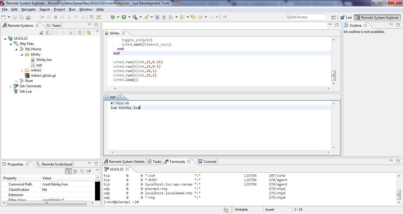 Electronics FAQ: Autostart Lua script on RasPi+Archlinux+