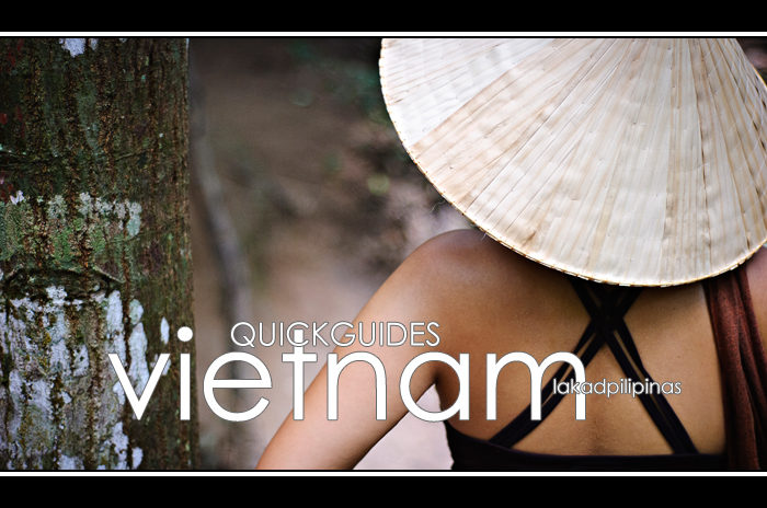 Vietnam Travel Guide Budget Itinerary