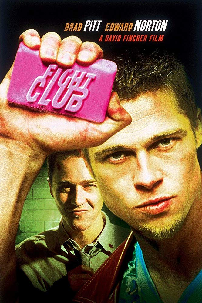 Fight Club 1999 English Movie Bluray 720p With Bangla Subtitle