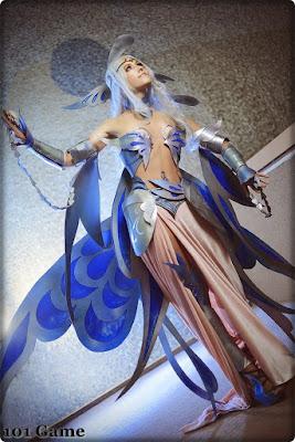 Aphrodite Armor - Saint Seiya (Sacred Saga)