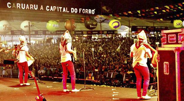 CARUARU: Vai ter atrações de quinta a domingo no São João 2017.
