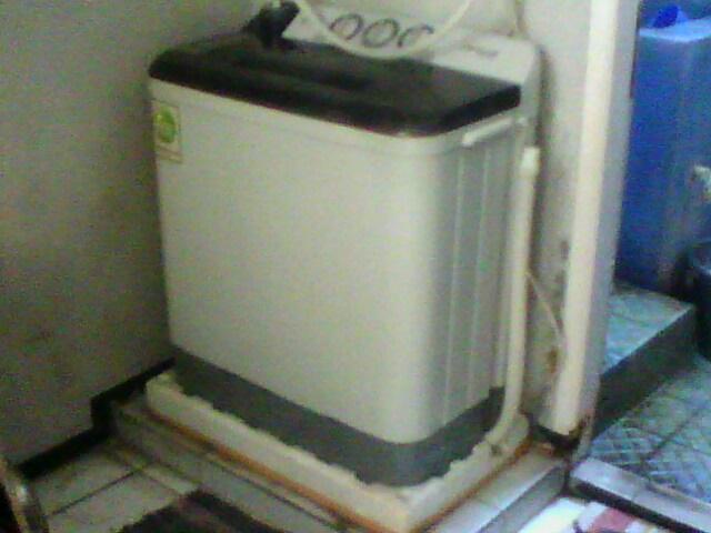 Kerusakan Yang Umum Terjadi Pada Mesin Cuci Dua Tabung Alat Rumah