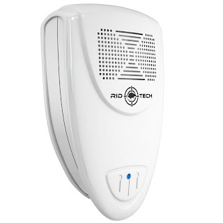 Rid-Tech Ultrasonic Pest Repeller - Repells Rodents and Insects