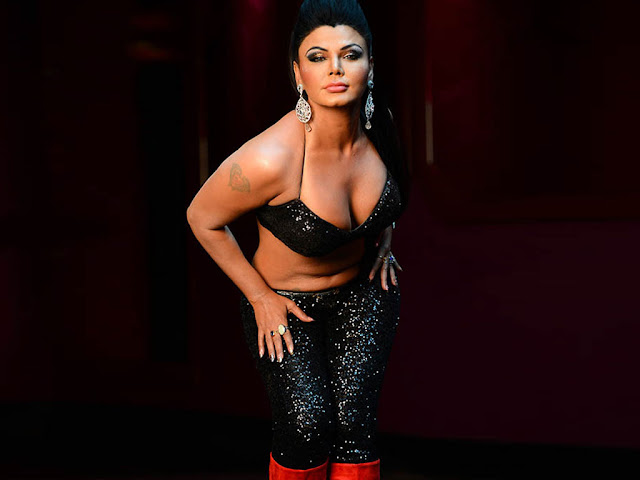 Rakhi Sawant instructed the Contestants before beginning the 'Big Boss 12'