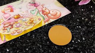 Neve Cosmetics - Tea Time Collection - Tonka