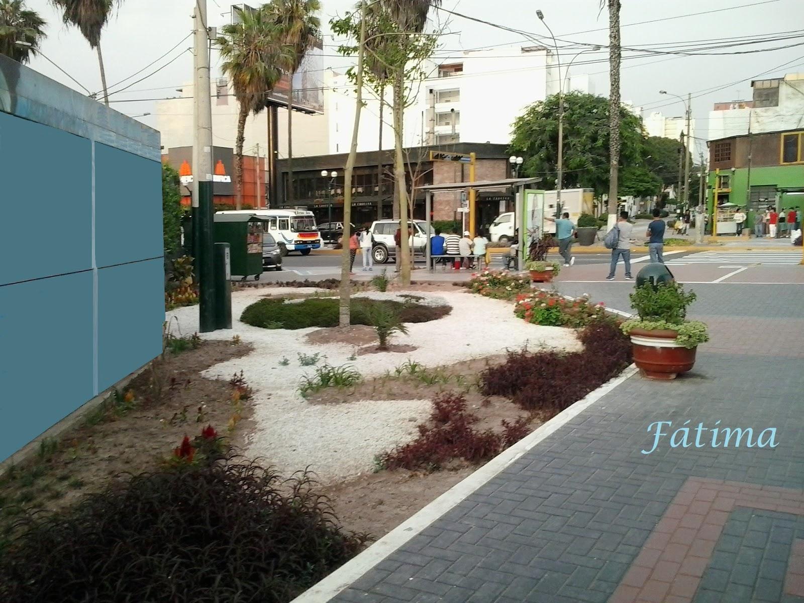 Fátima Rodríguez Serra: Pasaje Arbocco en el distrito de