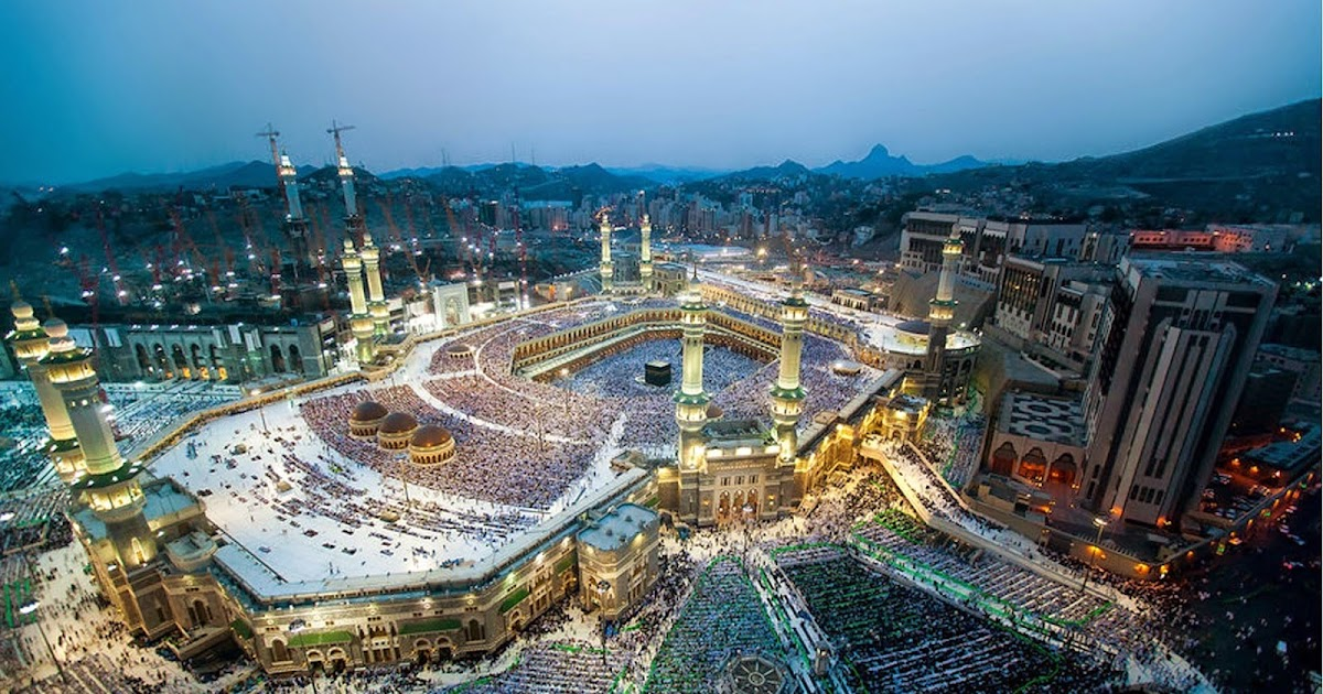 Ar risalah siapa cuba hancurkan mekah for A l interieur de la kaaba