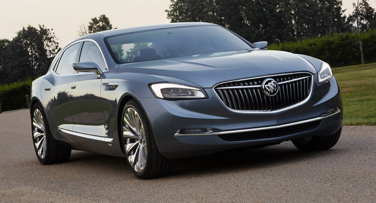 Buick Avenir Concept Sadly Will Not Make It Into Production