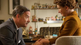Tom Hanks Emma Thompson in Saving Mr. Banks