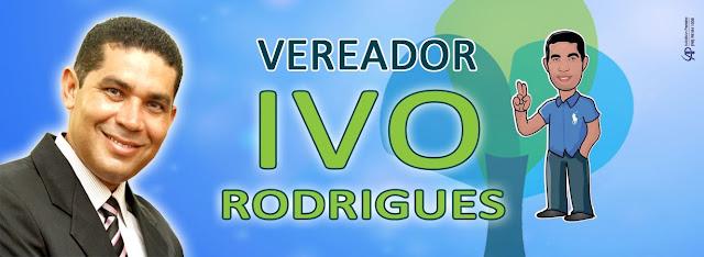 Vereador Ivo Rodrigues