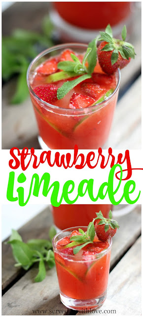strawberry-limeade