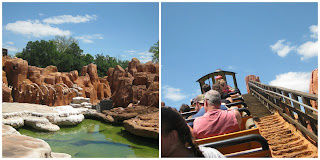 big thunder mountain disney world