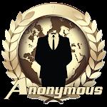 Membuat Vector Logo Emblem Anonymous Dengan Photoshop