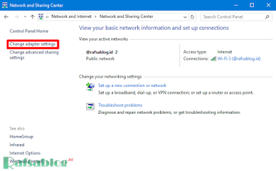 Cara Mengatasi Wifi No Internet Access di Windows 7, 8, 10