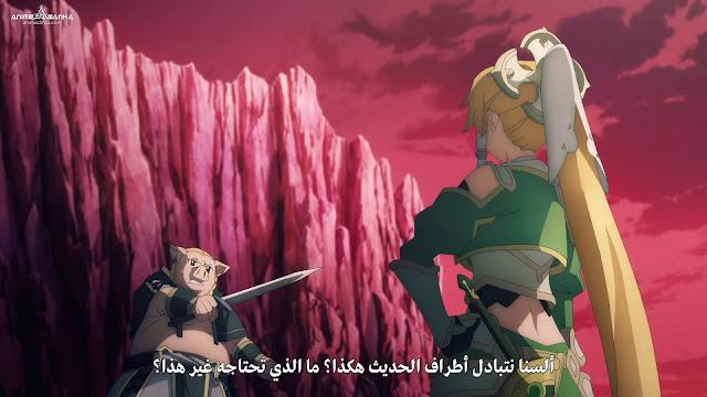 Sword Art Online: Alicization موسم ثالث مترجم أونلاين كامل تحميل و مشاهدة