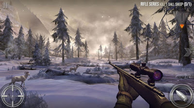 shooting game menembak terbaik android deer hunter