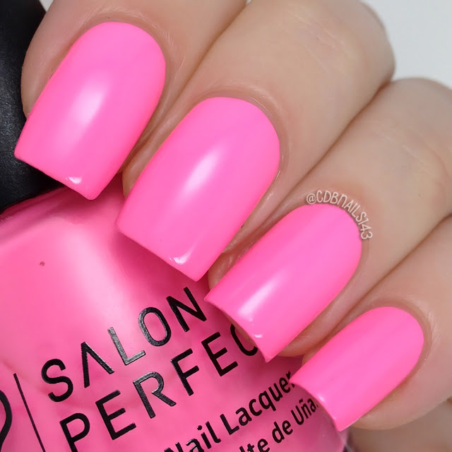 Salon Perfect-Burst Your Bubblegum