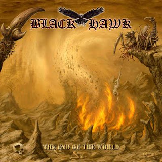 "Το βίντεο των Black Hawk για το ""Scream In The Night"" από το album ""The End of the World"""
