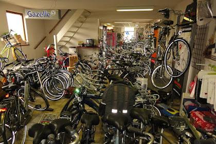 Peluang Usaha #4: Bengkel Sepeda