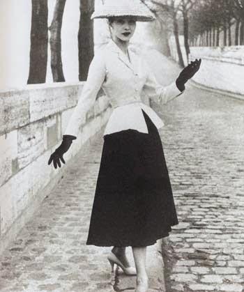 Welp Hoe de mode kan veranderen: de jaren '50 JB-56