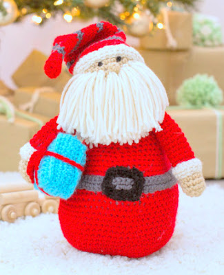 Free Christmas Amigurumi Patterns by Dendennis | Uncinetto ... | 400x325