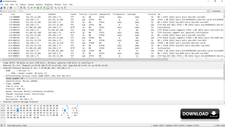 WINDOWS PARA BAIXAR WIRESHARK