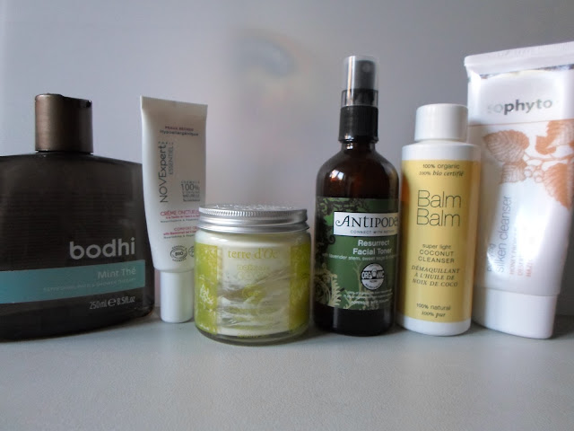 Sugarpuffish What's in my bin? - October 2012 Empties