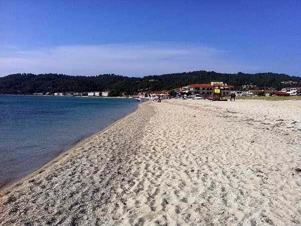 почивка в Касандра Гърция