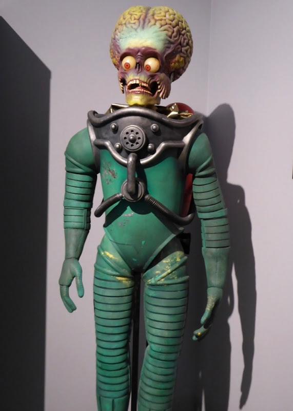 Martian foot soldier Mars Attacks