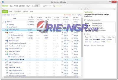 NetLimiter 4.0.21.0 Enterprise Full Terbaru