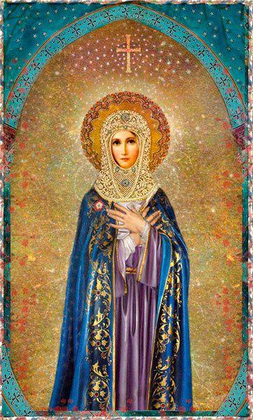 Kính chào Maria, Sự Sống trong ơn bền tâm