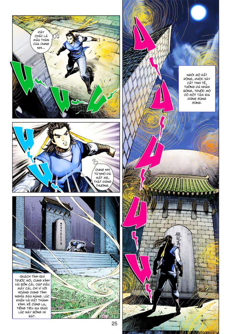 Anh Hùng Xạ Điêu anh hùng xạ đêu chap 39 trang 25