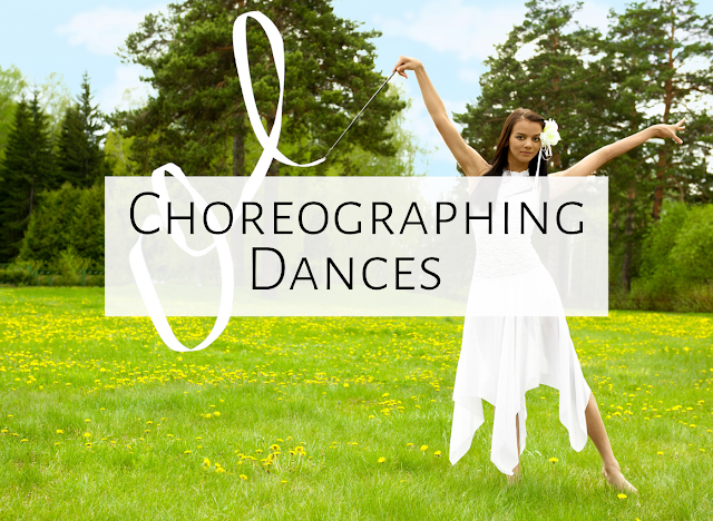 Choreographing a dance with your students