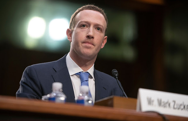 Facebook CEO Zuckerberg Faces Tough Questions From Senators During Congressional Testimony
